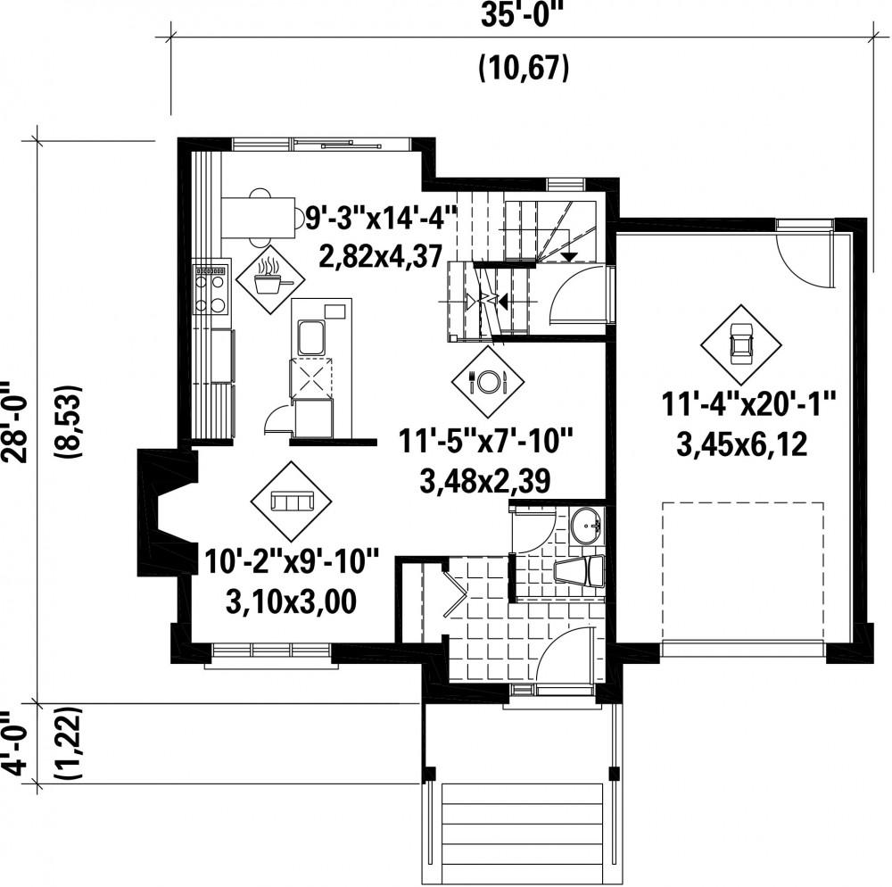 Plan De Maison Unifamiliale Infos Et Ressources 9